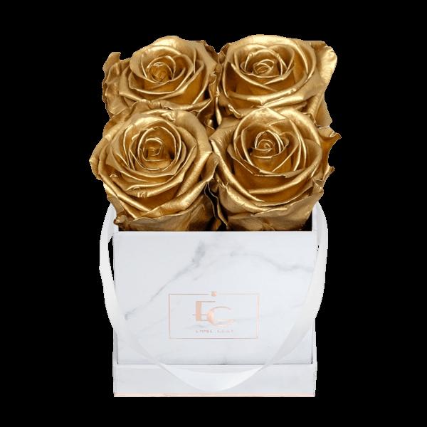 Classic Infinity Rosebox   Gold   XS