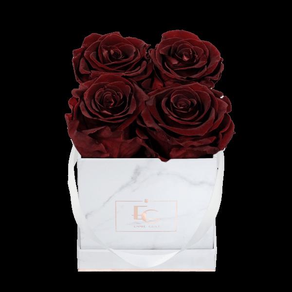 Classic Infinity Rosebox | Burgundy | XS