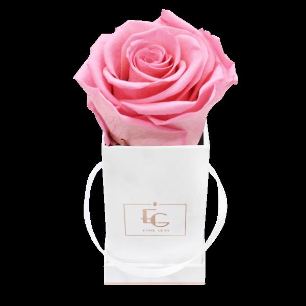 Classic Infinity Rosebox   Bridal Pink   XXS