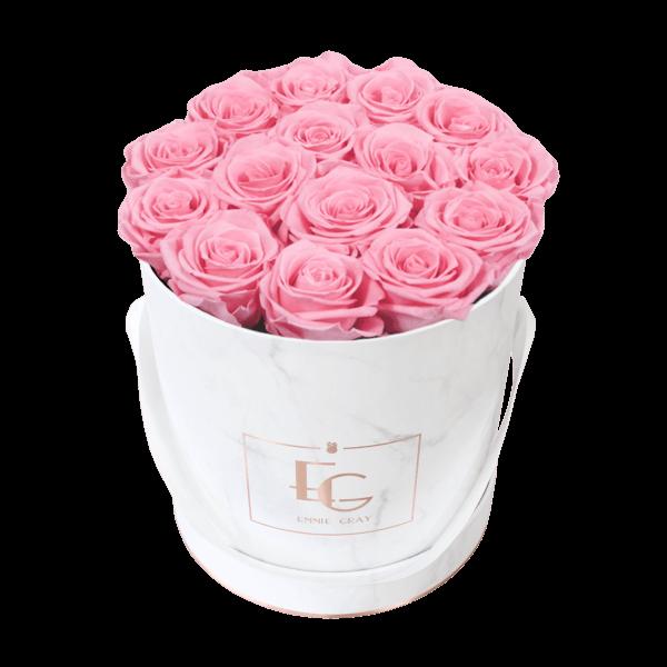 Classic Infinity Rosebox   Bridal Pink   M