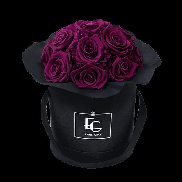 Splendid Infinity Rosebox   Velvet Plum   S