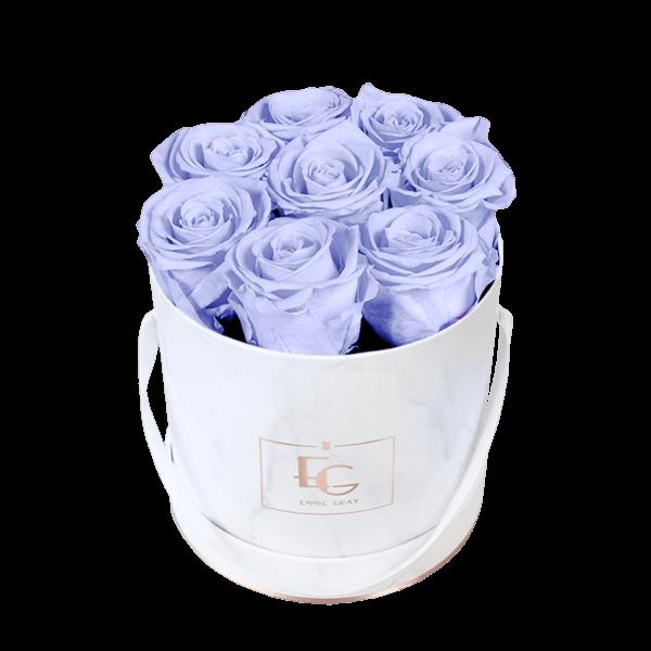 Classic Infinity Rosebox | Cool Lavender | S