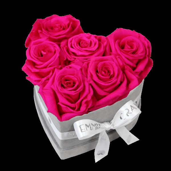 Classic Infinity Rosebox   Hot Pink   S