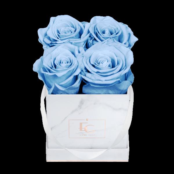 Classic Infinity Rosebox | Baby Blue | XS