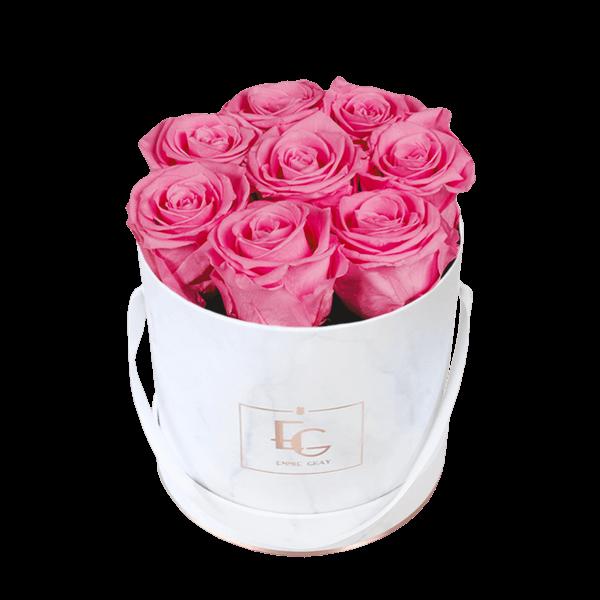 Classic Infinity Rosebox | Baby Pink | S