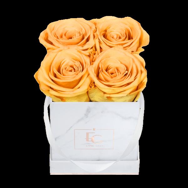 Classic Infinity Rosebox | Sunny Yellow | XS