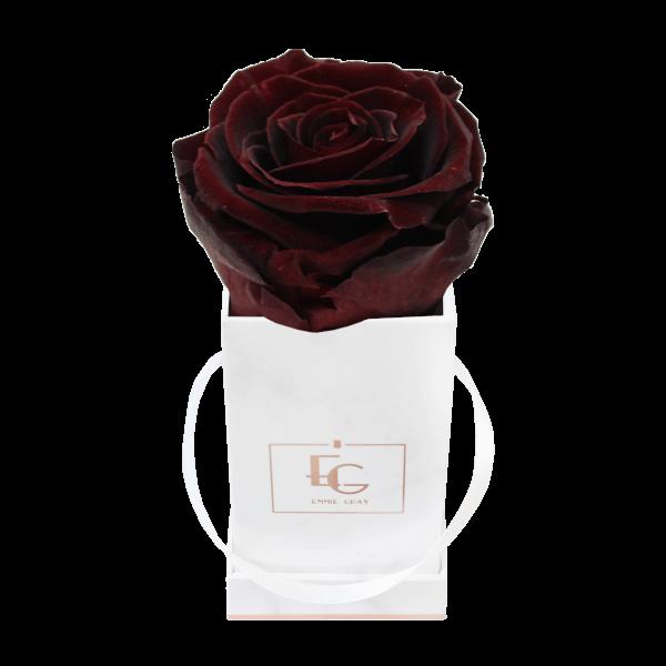 Classic Infinity Rosebox   Burgundy   XXS