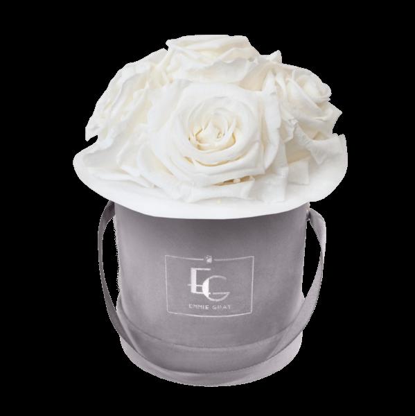 Splendid Infinity Rosebox | Pure White | XS