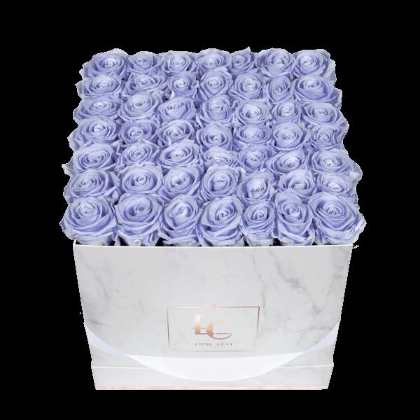 Classic Infinity Rosebox | Cool Lavender | L