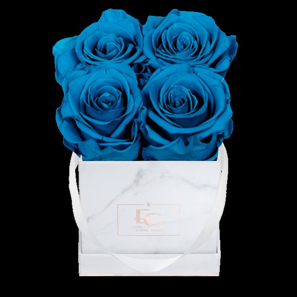 Classic Infinity Rosebox | Aquamarine | XS