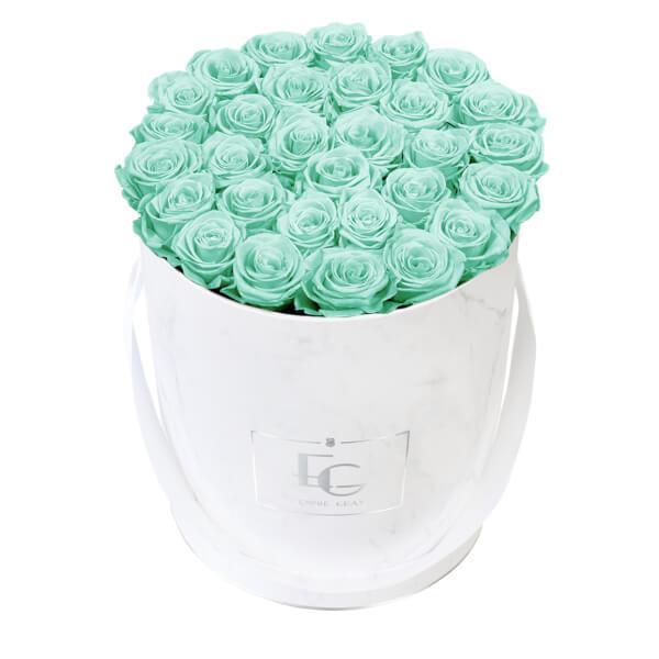CLASSIC INFINITY ROSEBOX   MINTY GREEN   L