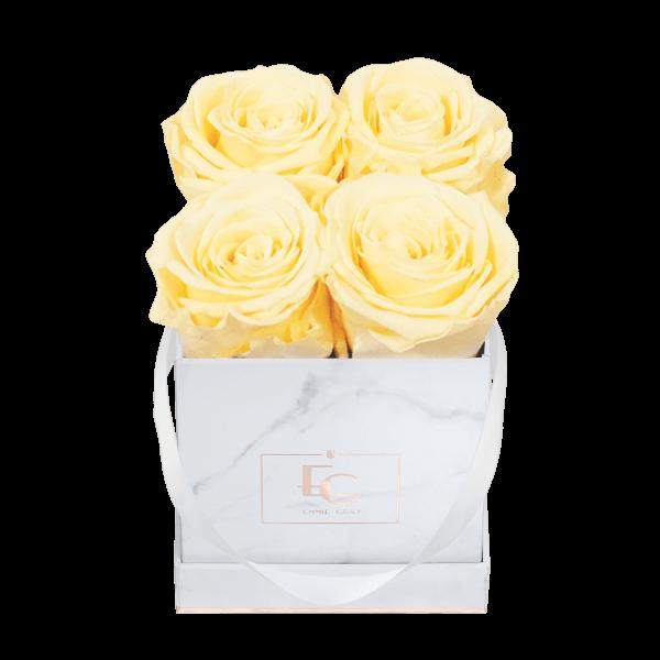 Classic Infinity Rosebox | Champagne | XS