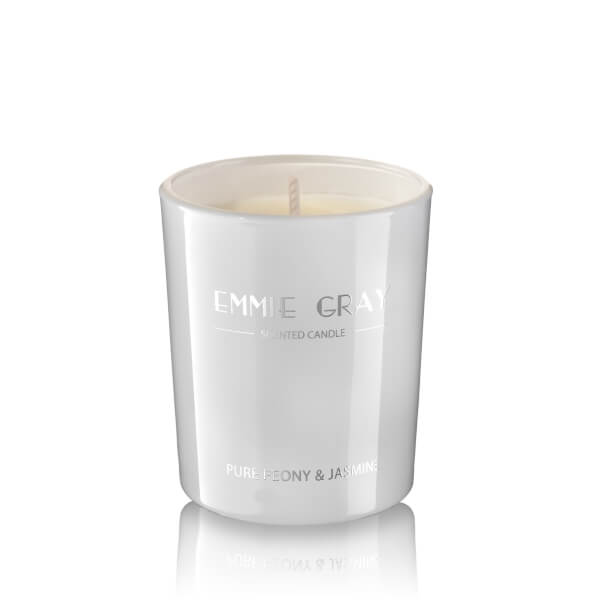 SCENTED CANDLE | PURE PEONY & JASMINE | S
