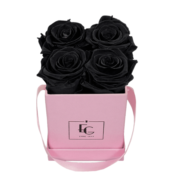 CLASSIC INFINITY ROSEBOX | BLACK BEAUTY | XS