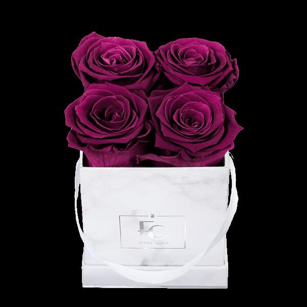 Classic Infinity Rosebox | Velvet Plum | XS