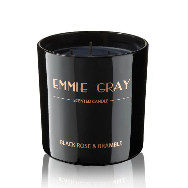 Scented Candle | Black Rose & Bramble | L