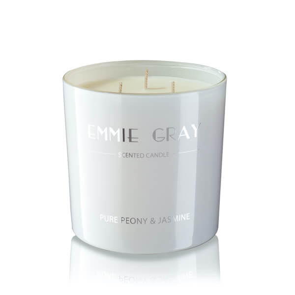 Scented Candle | Pure Peony & Jasmine | L