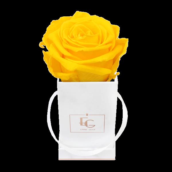 Classic Infinity Rosebox   Sunny Yellow   XXS